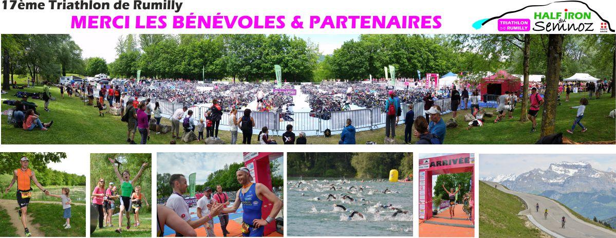 Merci chaque b n vole et partenaire du triathlon de - Piscine des dronieres cruseilles ...